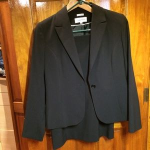 Calvin Klein Career Skirt Suit